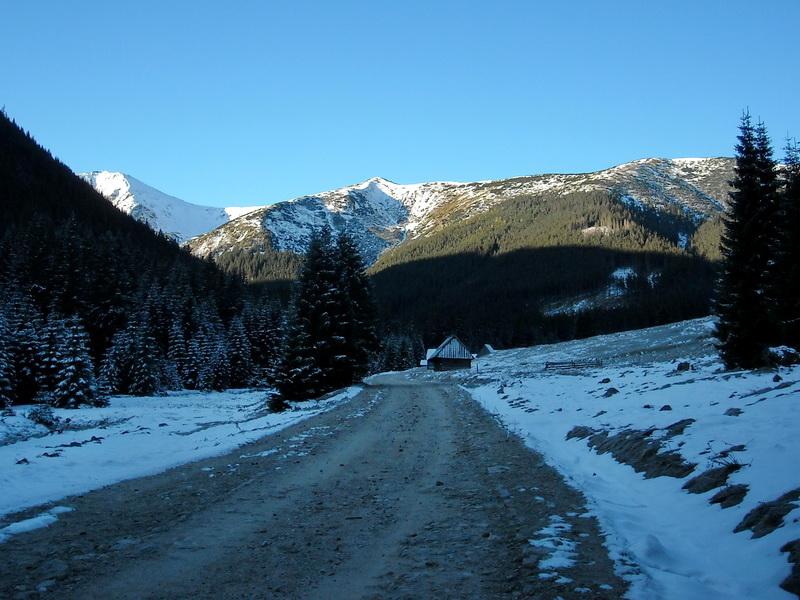 Przeglądasz zdjęcia z artykułu: Dolina Chochołowska